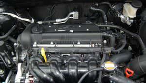 Двигатель Хендай Солярис 2017