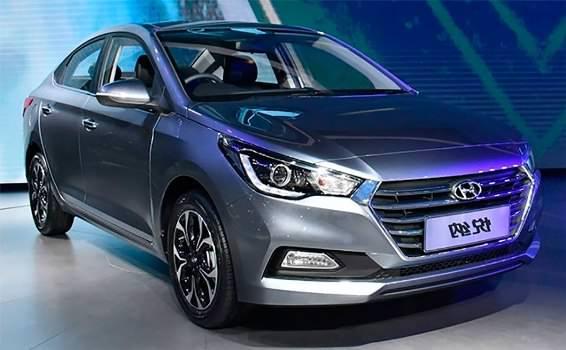 Цвета Hyundai в алфавитном порядке