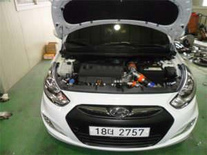 Тюнинг двигателя Hyundai Solaris