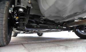 Ходовая система Hyundai Solaris