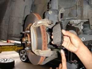 Тормозная система Hyundai Solaris