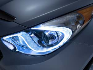 Оптика Hyundai Solaris